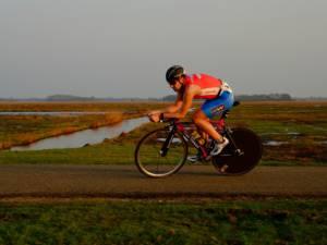 CK run bike run